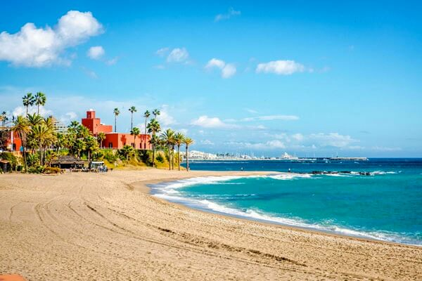 List of the best beaches of Benalmádena