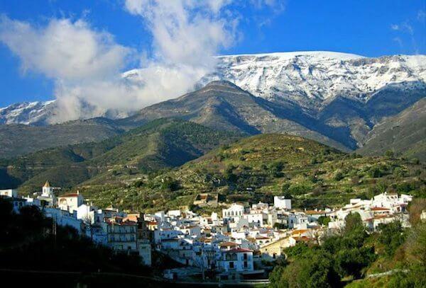 Landelijk toerisme: een rondleiding door enkele dorpen in de streek Axarquía