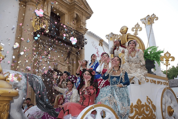 Ferias and festivals of tourist uniqueness in Málaga