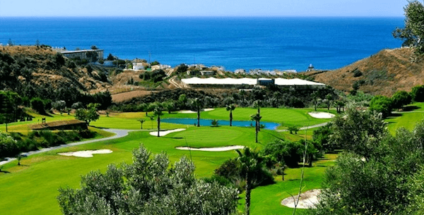 Golf and tourism during autumn at the Costa del Sol